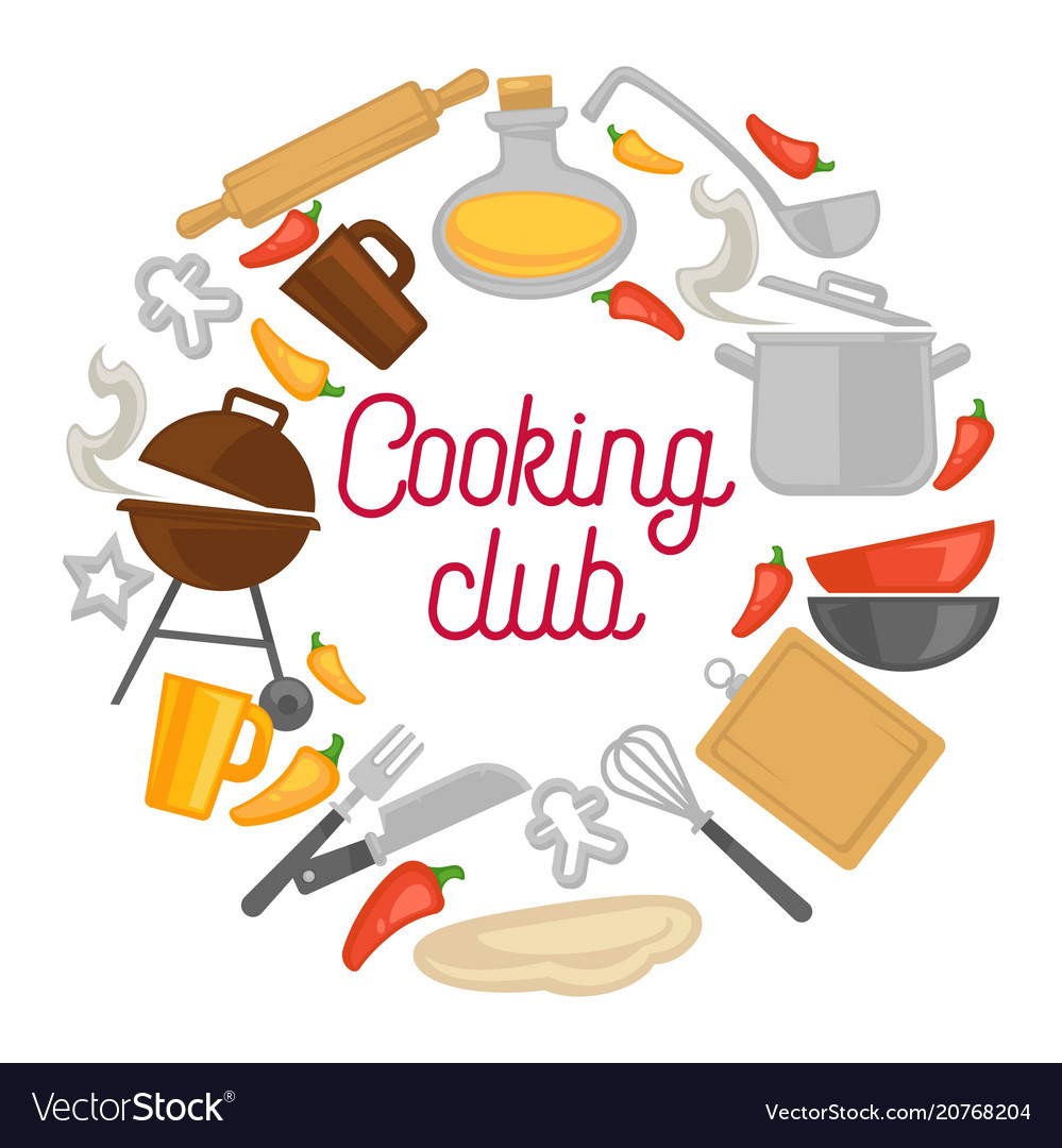 Cooking Club:2018-2019